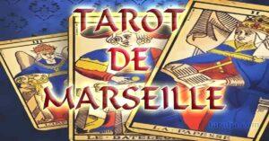Colocación gratuita del Tarot de Marsella