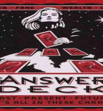 El oráculo de la baraja de respuestas